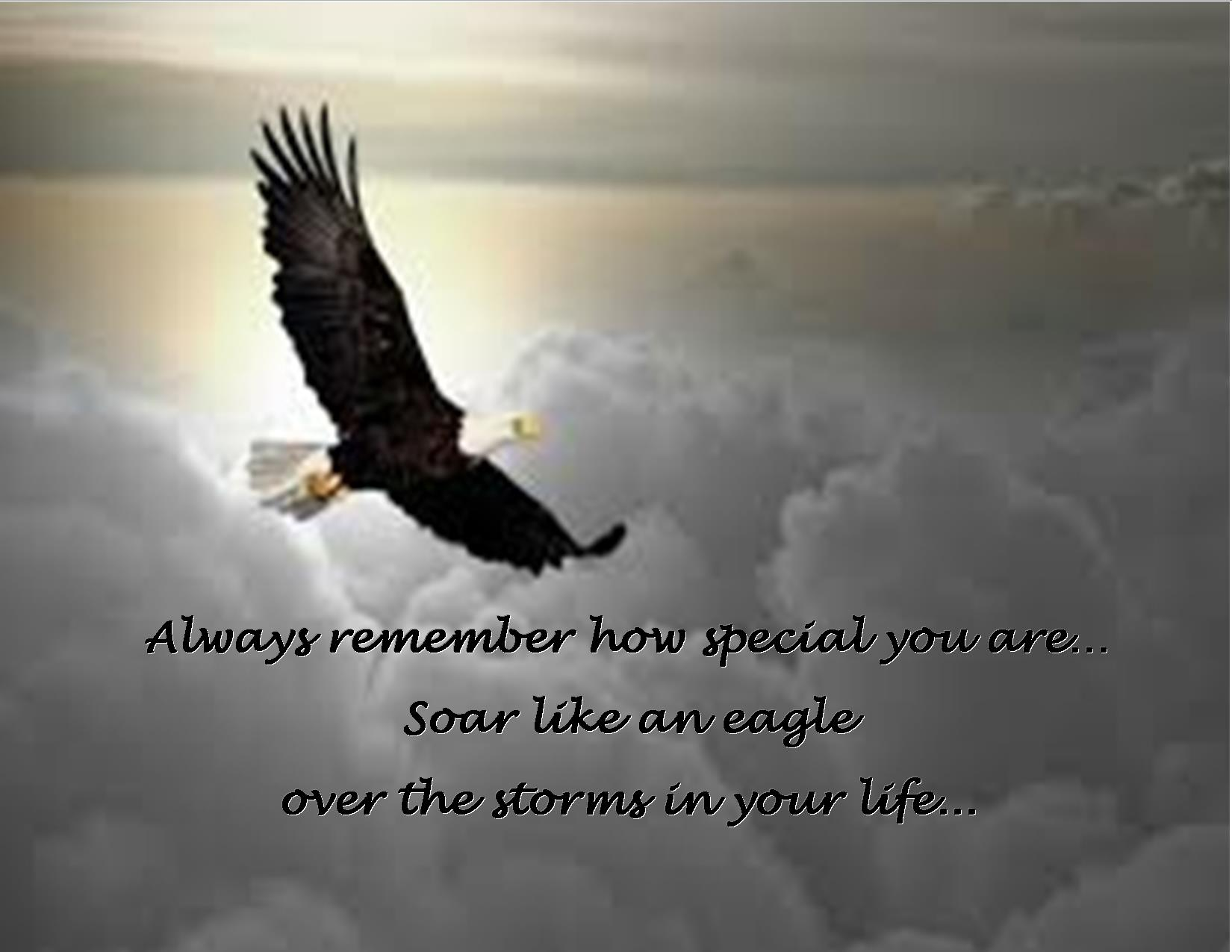 Always remember you are special!