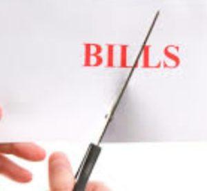 cut your bills