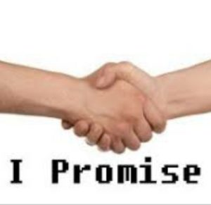 Encouraging you to help me keep my promise on near a river.
