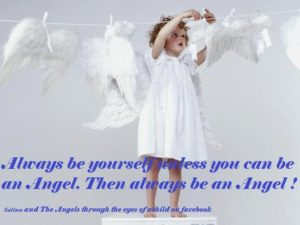 let's be angels
