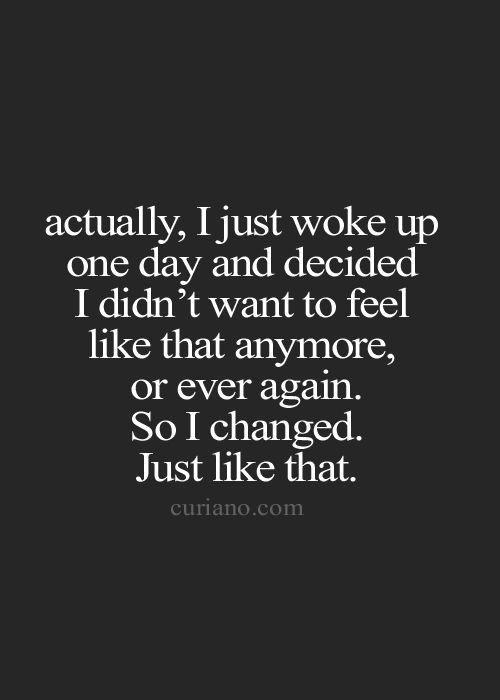 change you life