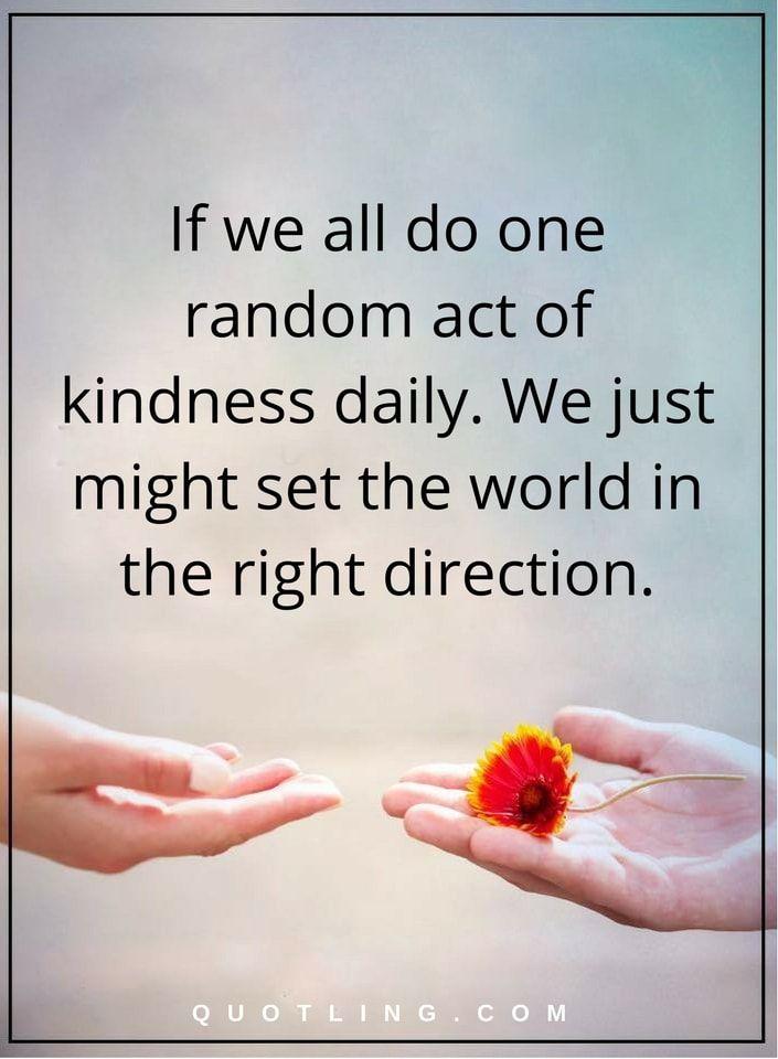 kindness movement